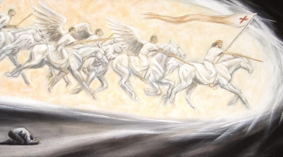 The Intercessor Intercessory Prayer Spiritual Warfare Intercessor